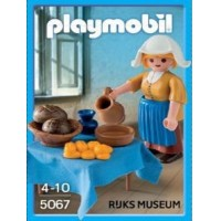 Playmobil 5067 La lechera