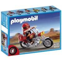 Playmobil 5113 Moto Chopper