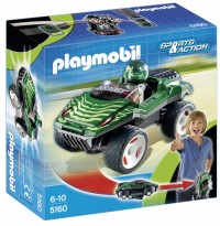 Playmobil 5160 Click and Go snake racer