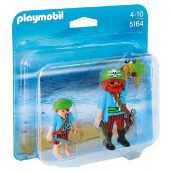 Playmobil 5164 Duo Pack Piratas