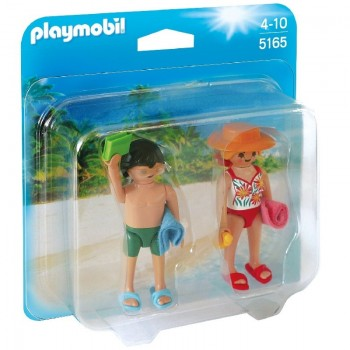 Playmobil 5165 Duo Pack Turistas