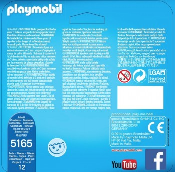playmobil 5165 - Duo Pack Turistas