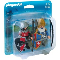 Playmobil 5166 Duo Pack Caballeros