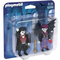 Playmobil 5239 Duo Pack Vampiros