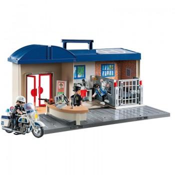 playmobil 5299 comisaria de polic a maletin