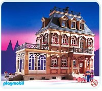 playmobil 5300 - Mansion Victoriana Grande