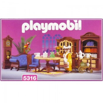 Playmobil 5316 Salon Comedor mansion Victoriana