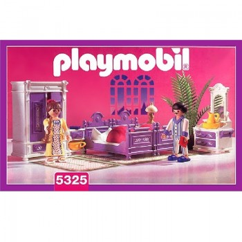 Playmobil 5325 Dormitorio