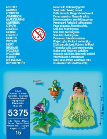 playmobil 5375 - Princesa del Bosque