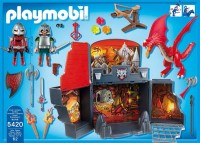 playmobil 5420 - Cofre Guarida del Dragón