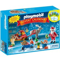 Playmobil 5494 Calendario de Adviento Papá Noel