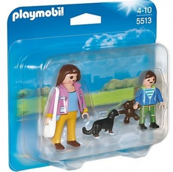 Playmobil 5513 Duo Pack Madre con Niño