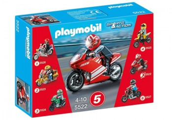 Playmobil 5522 Superbike