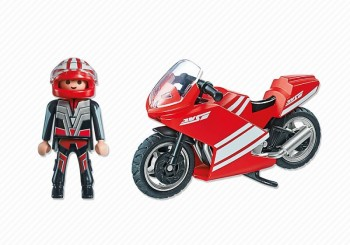 playmobil 5522 - Superbike