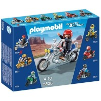 Playmobil 5526 Moto Chopper