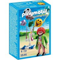 Playmobil 5546 Vendedor de globos Smileyworld