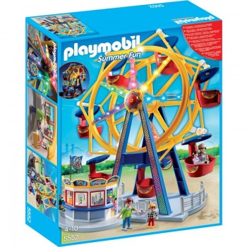 Playmobil 5552 Noria con Luces