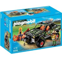 Playmobil 5558 Pick-up de Aventura