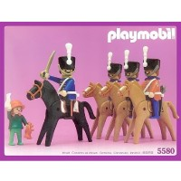 Playmobil 5580 Husares Guardia Montada