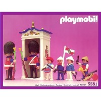 Playmobil 5581 Cambio de Guardia
