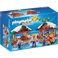 Playmobil 5587 Mercadillo Navideño 2014 Exclusivo Vedes