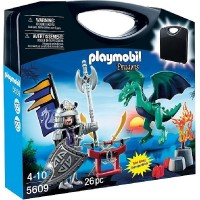 Playmobil 5609 Maleta Dragones