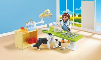 playmobil 5653 - Maletín Veterinaria