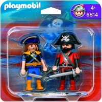 Playmobil 5814 Duo pack piratas 2008
