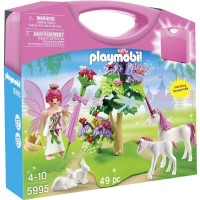 Playmobil 5995 Maleta princess hada