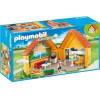 Playmobil 6020 Casa de Verano Desplegable