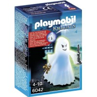 Playmobil 6042 Fantasma del Castillo con Led Multicolor
