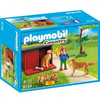 Playmobil 6134 Golden Retrievers