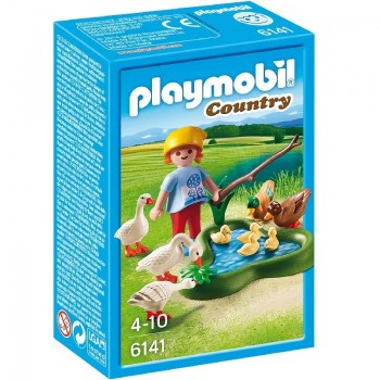 Playmobil 6141 Patos y Gansos