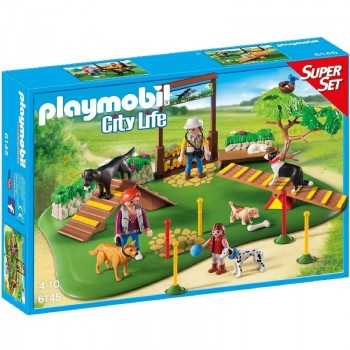 Playmobil 6145 Superset Parque de Perros