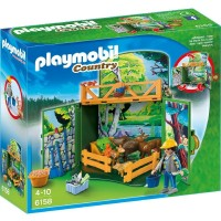 Playmobil 6158 Cofre Animales del Bosque
