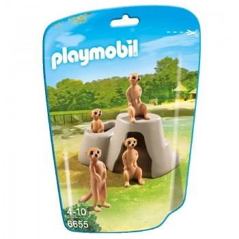 Playmobil 6655 Suricates