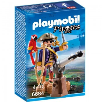 Playmobil 6684 Capitán Pirata