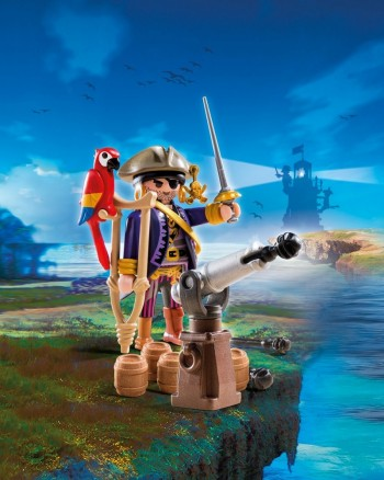 playmobil 6684 - Capitán Pirata