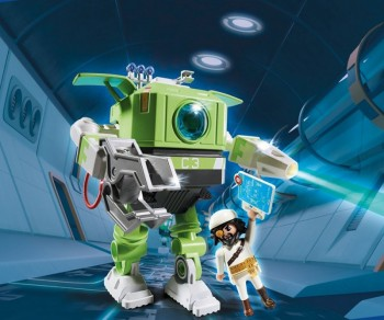 playmobil 6693 - Robot Cleano