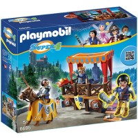 Playmobil 6695 Tribuna Real con Alex
