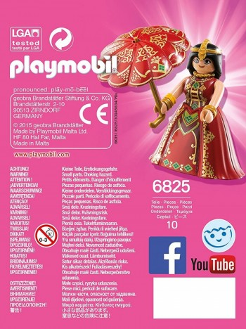 playmobil 6825 - Princesa de la India