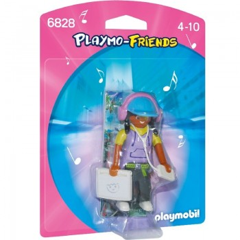 Playmobil 6828 Chica Multimedia