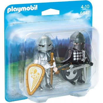 Playmobil 6847 Duo Pack Caballeros