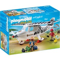 Playmobil 6938 Avión Safari
