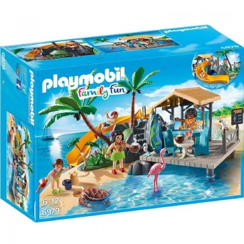 Playmobil 6979 Isla Resort Tropical