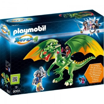 Playmobil 9001 Dragón de Kingsland con Alex