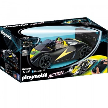 Playmobil 9089 Coche de carreras radiocontrol Supersport