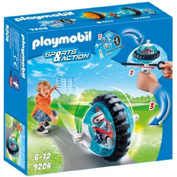 Playmobil 9204 Speed Roller Azul