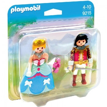 Playmobil 9215 Duo Pack Pareja Real