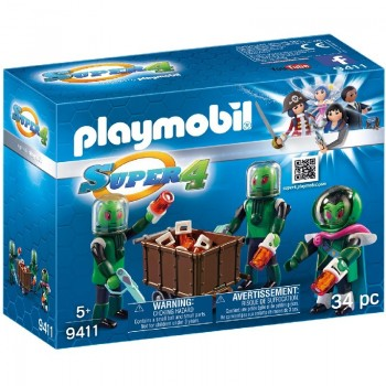 Playmobil 9411 Sykronianos